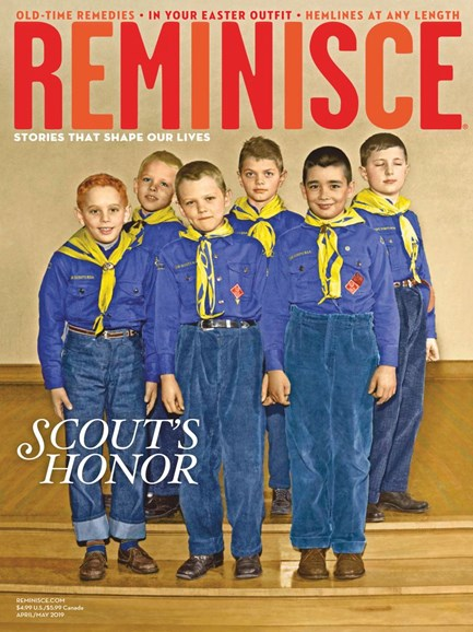 Reminisce Cover - 4/1/2019