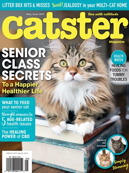 Catster Cover - 5/1/2019