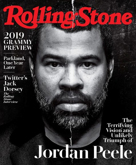Rolling Stone Cover - 2/1/2019