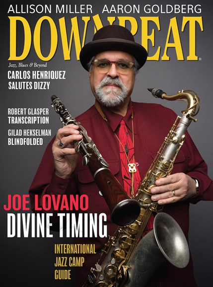 DownBeat Cover - 3/1/2019