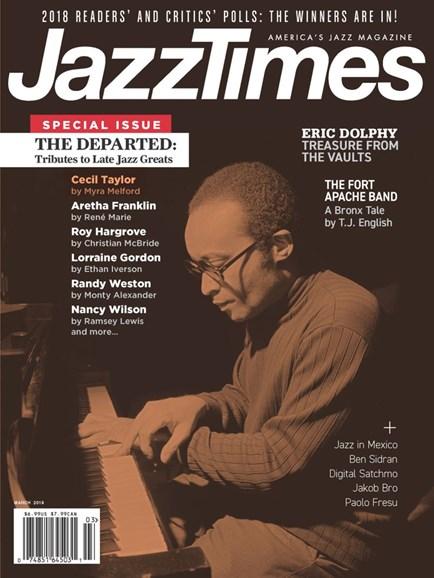 JazzTimes Cover - 3/1/2019