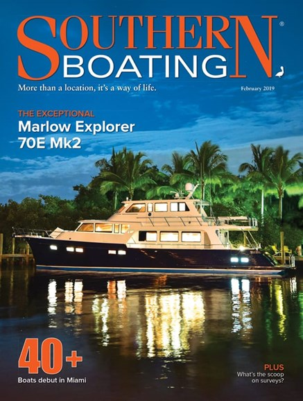 Southern Boating Cover - 2/1/2019