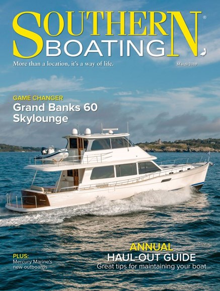 Southern Boating Cover - 3/1/2019