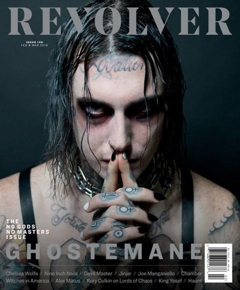 Revolver Cover - 2/1/2019