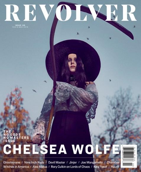 Revolver Cover - 3/1/2019