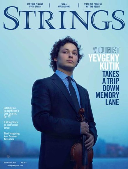 Strings Cover - 3/1/2019