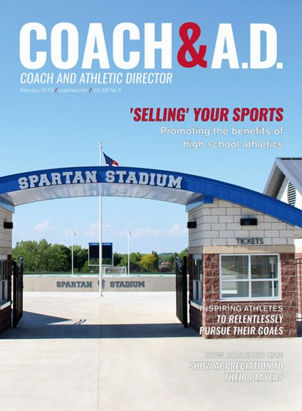 Coach & Athletic Director Cover - 2/1/2019