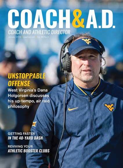 Coach & Athletic Director Cover - 1/1/2019
