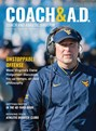 Coach and Athletic Director Magazine | 1/2019 Cover