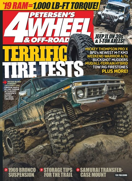 4 Wheel & Off-Road Cover - 6/1/2019