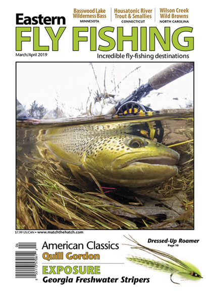 Eastern Fly Fishing Cover - 3/1/2019