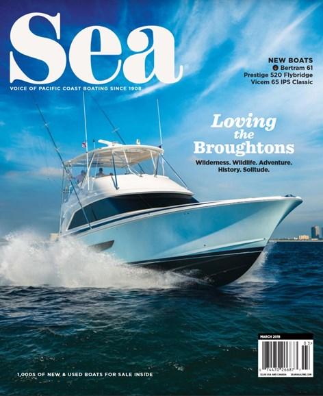 Sea Magazine Cover - 3/1/2019