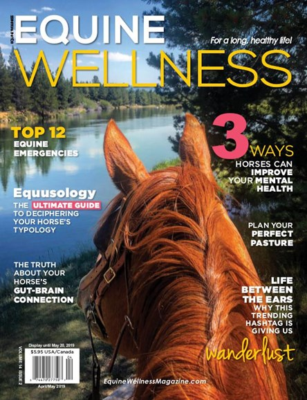 Equine Wellness Cover - 4/1/2019