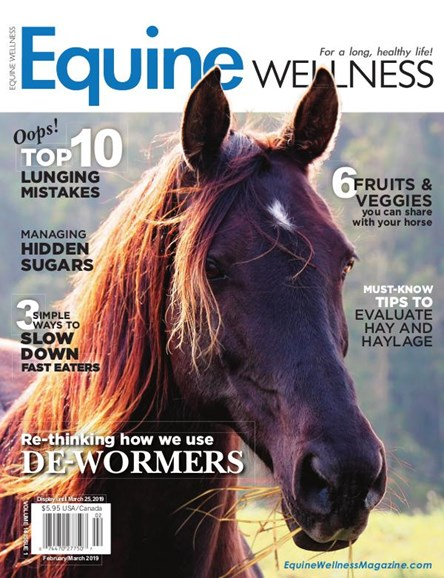 Equine Wellness Cover - 2/1/2019