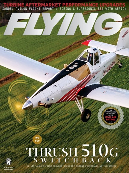 Flying Cover - 4/1/2019