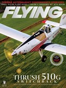 Flying Magazine | 4/2019 Cover