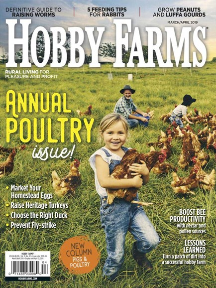 Hobby Farms Cover - 3/1/2019