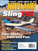 Kit Planes Magazine 4/1/2019
