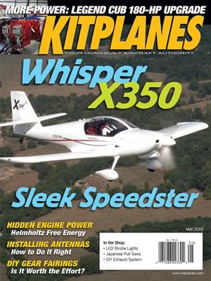 Kit Planes Magazine | 5/2019 Cover