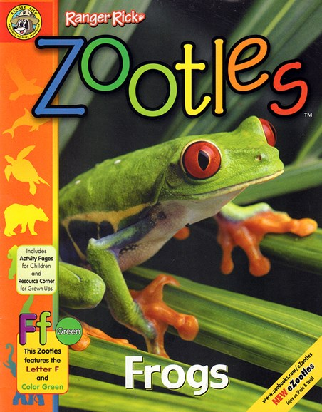 Zootles Cover - 1/1/2019