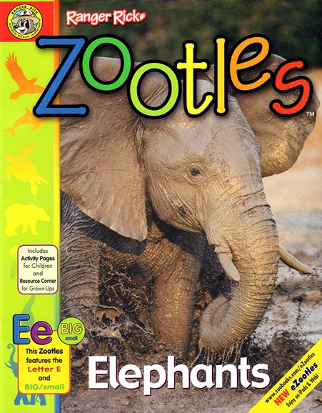 Zootles Cover - 11/1/2018