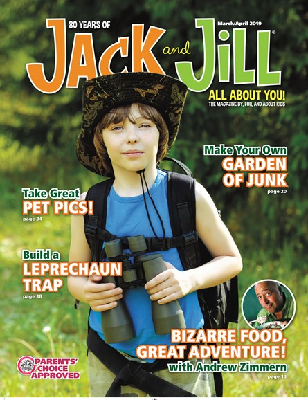 Jack And Jill Cover - 3/1/2019