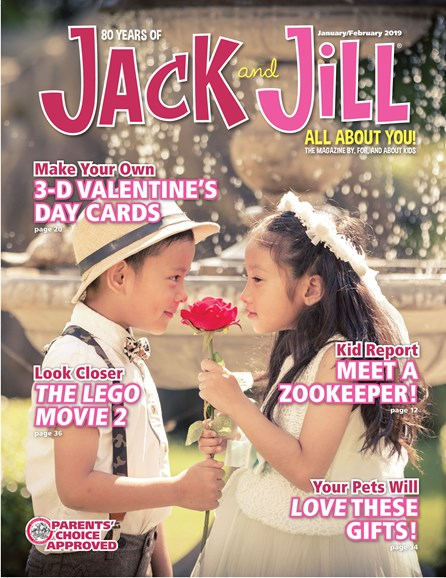 Jack And Jill Cover - 1/1/2019