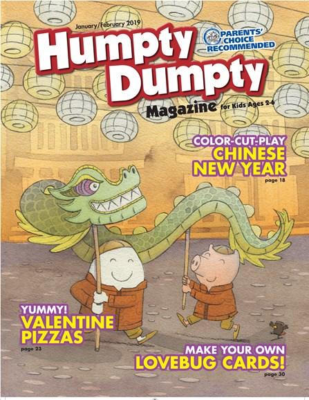 Humpty Dumpty Cover - 1/1/2019