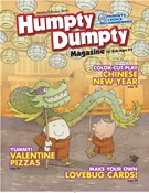 Humpty Dumpty Magazine 1/1/2019