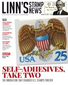 Linn's Stamp News Magazine 3/18/2019