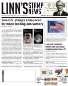 Linn's Stamp News Magazine 4/8/2019