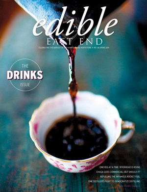 Edible East End Magazine | 3/1/2019 Cover