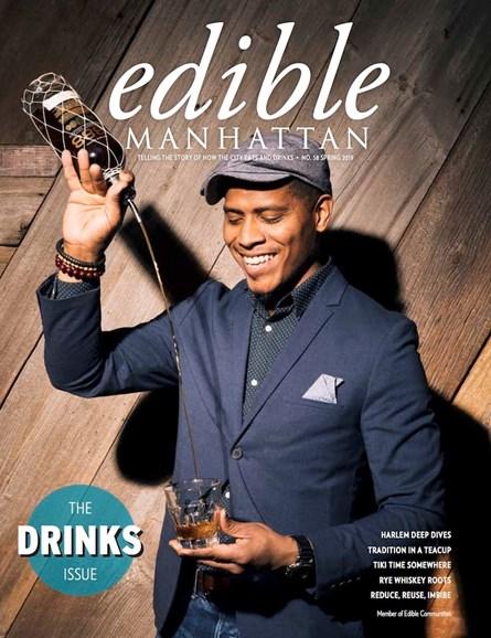 Edible Manhattan Cover - 3/1/2019