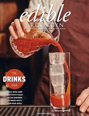 Edible Brooklyn Magazine | 3/1/2019 Cover
