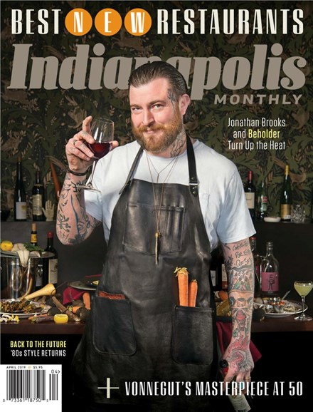 Indianapolis Monthly Cover - 4/1/2019