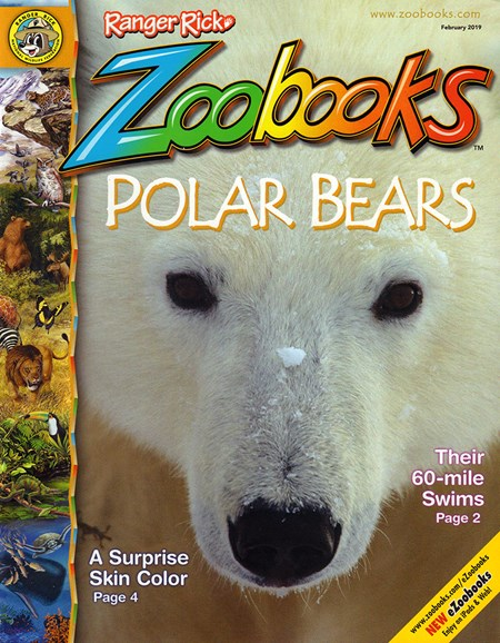 Zoobooks Cover - 2/1/2019