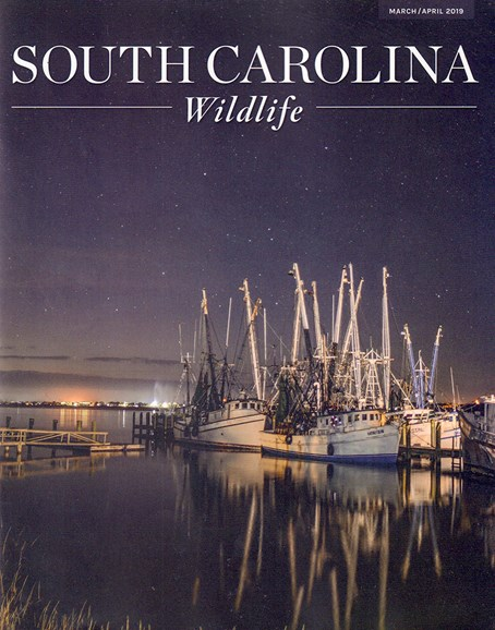 South Carolina Wildlife Cover - 3/1/2019