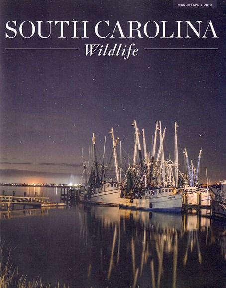 South Carolina Wildlife Cover - 3/1/2019