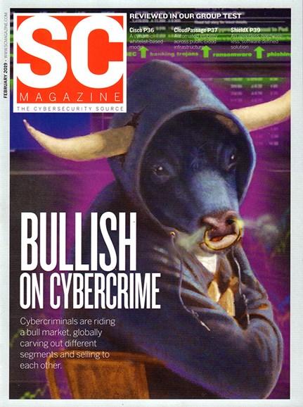 SC Magazine - U.S. edition Cover - 2/1/2019