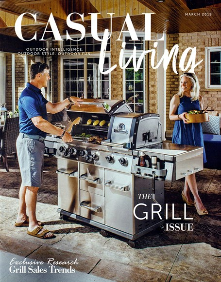 Casual Living Cover - 3/1/2019