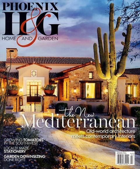 Phoenix Home & Garden Cover - 2/1/2019