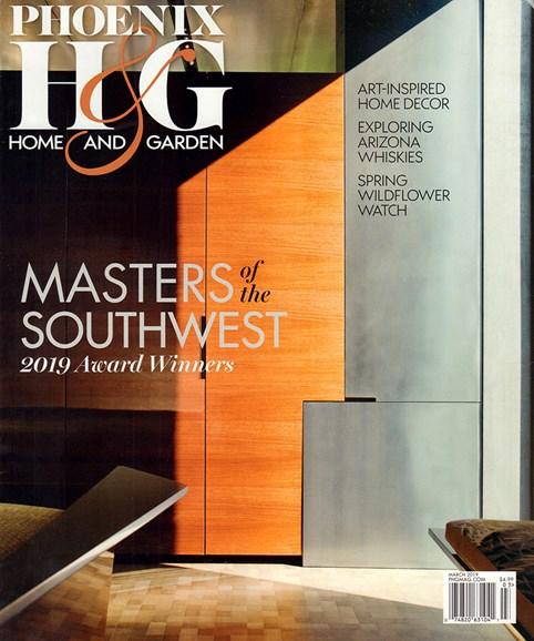 Phoenix Home & Garden Cover - 3/1/2019