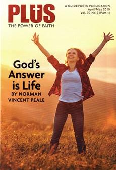 PLUS: The Power of Faith | 4/2019 Cover