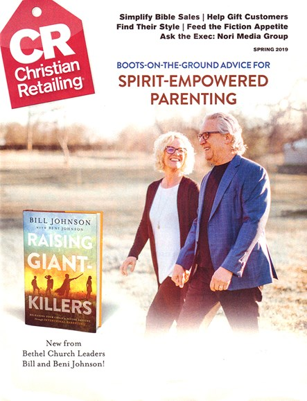 Christian Retailing Cover - 3/1/2019