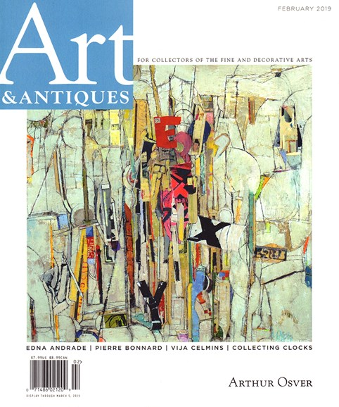 Art & Antiques Cover - 2/1/2019