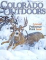 Colorado Outdoors Magazine | 1/2019 Cover