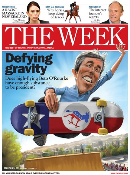The Week Cover - 3/29/2019