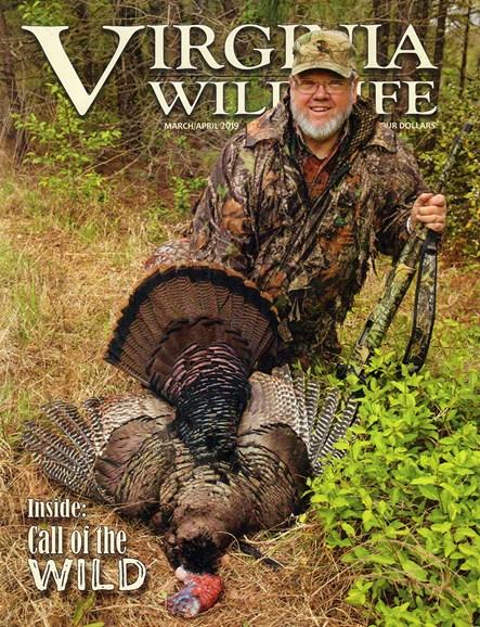 Virginia Wildlife Cover - 3/1/2019