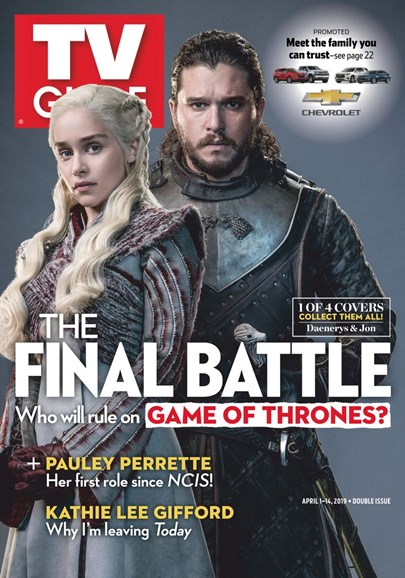 TV Guide Cover - 4/1/2019