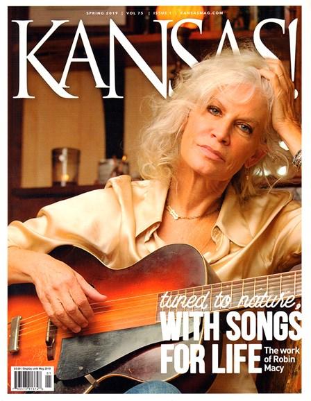 KANSAS! Cover - 3/1/2019